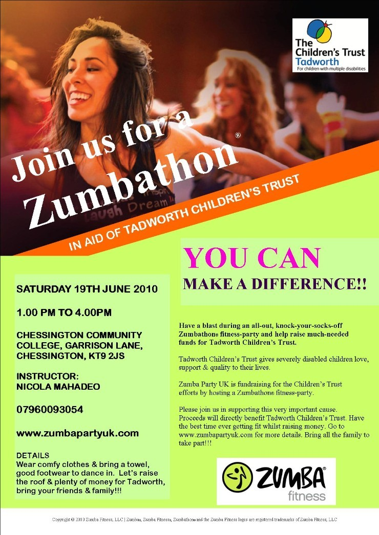 The Gallery For Zumba Flyers Templates