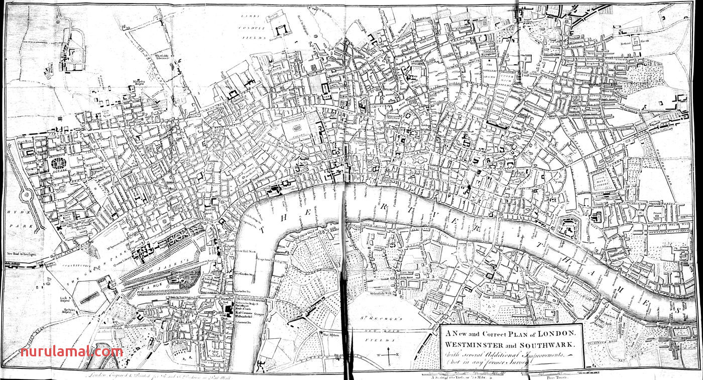 The Project Gutenberg Ebook Of London and Its Environs