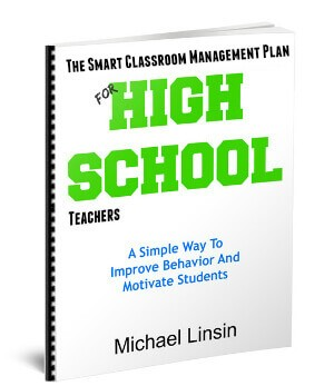Middle School Classroom Management Plan Example