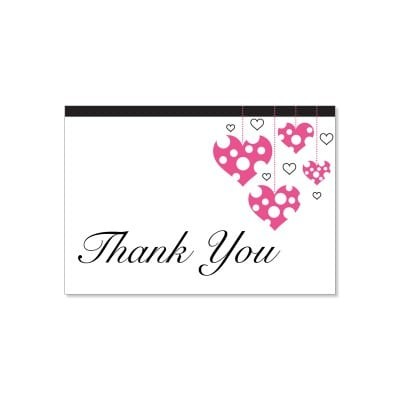 Top Designs Of Thank You Card Templates Word Templates