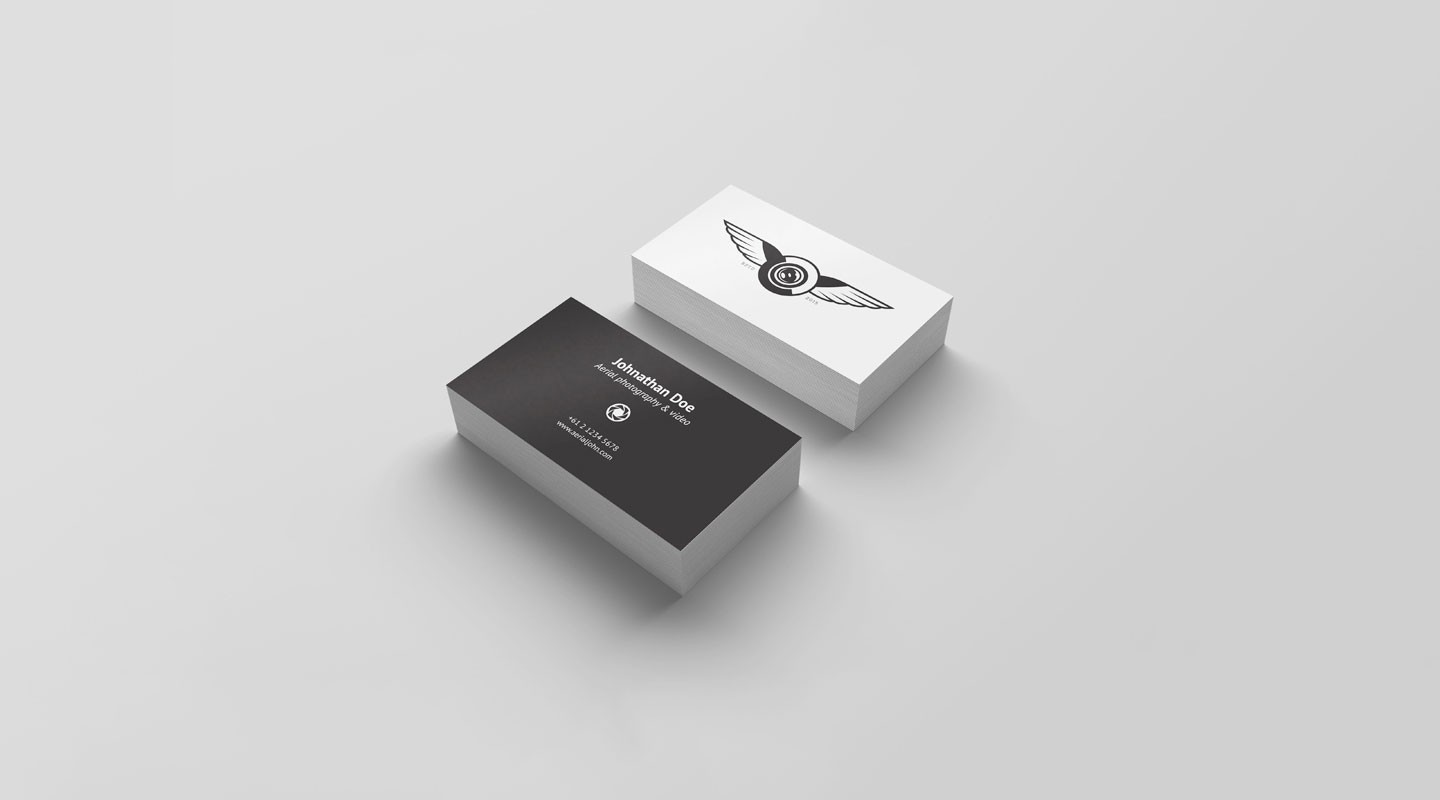 Top Free Business Card Psd Mockup Templates In