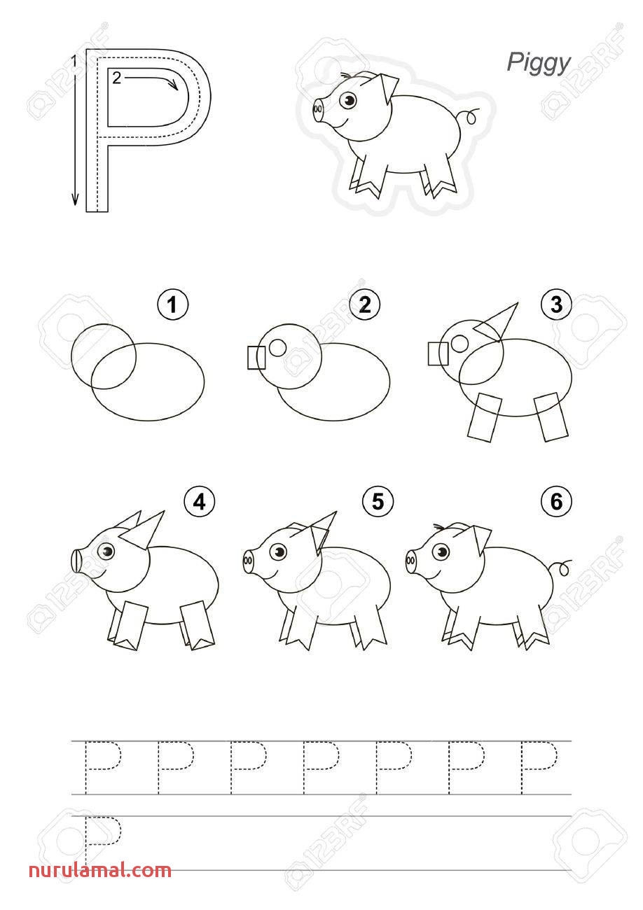 Vector Illustrated Alphabet with Kid Educational Game to Learn