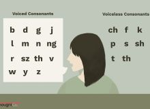 Voiced Vs Voiceless Consonants