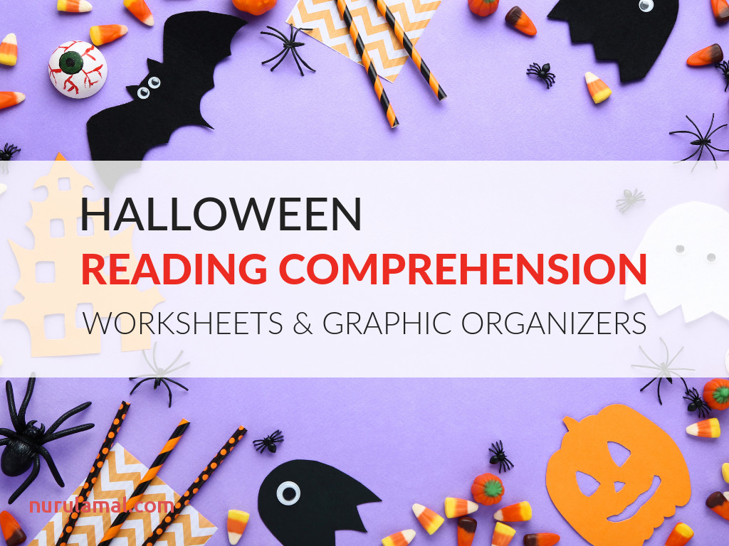 Worksheet Ideas Halloween Reading Prehension Worksheets