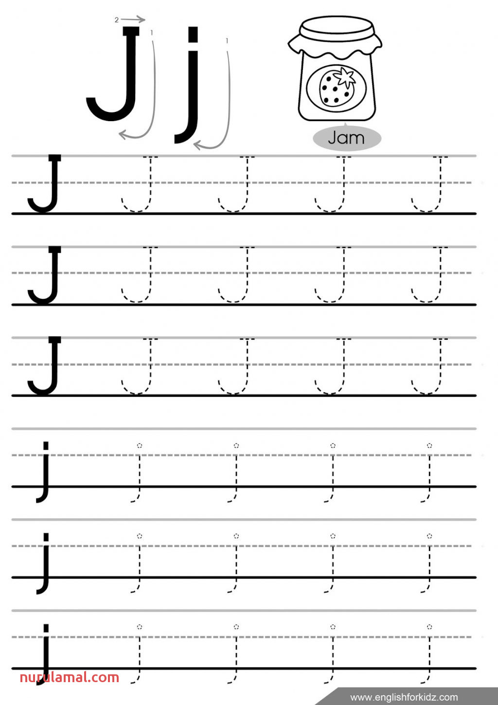 letter j tracing worksheet ideas preschool i worksheets free printable with drawings 1024x1449