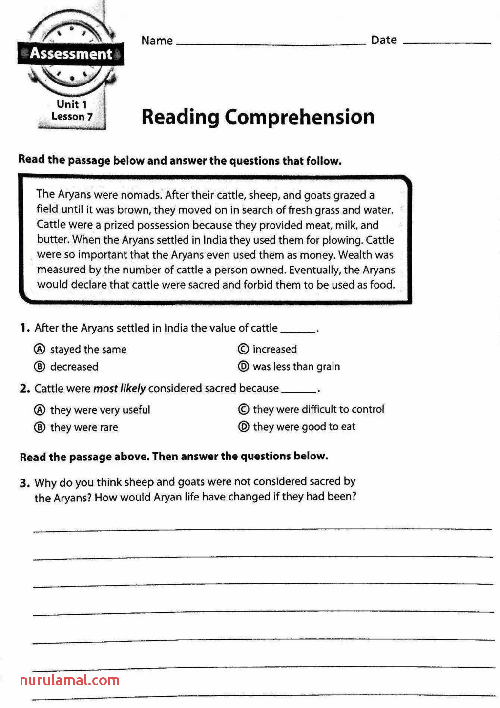 Worksheet Ideas Marvelous Prehensionets for Grade