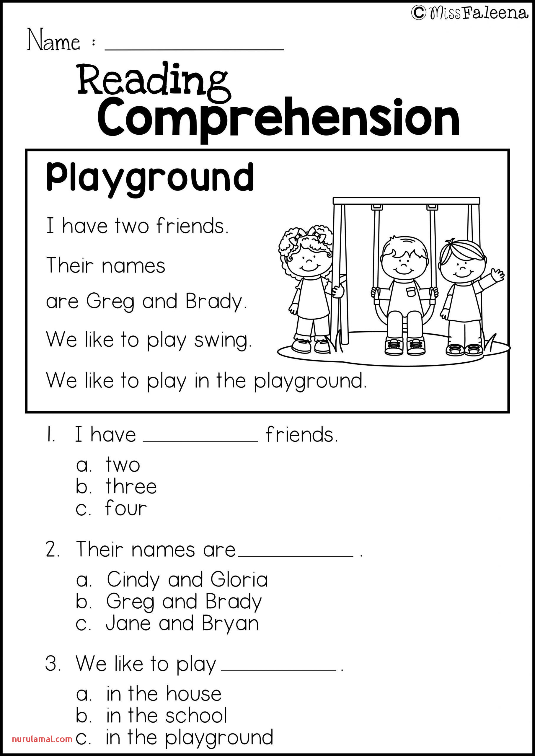 reading prehension 1st grade multiple choice image inspirations 3rd first printables worksheets free scaled
