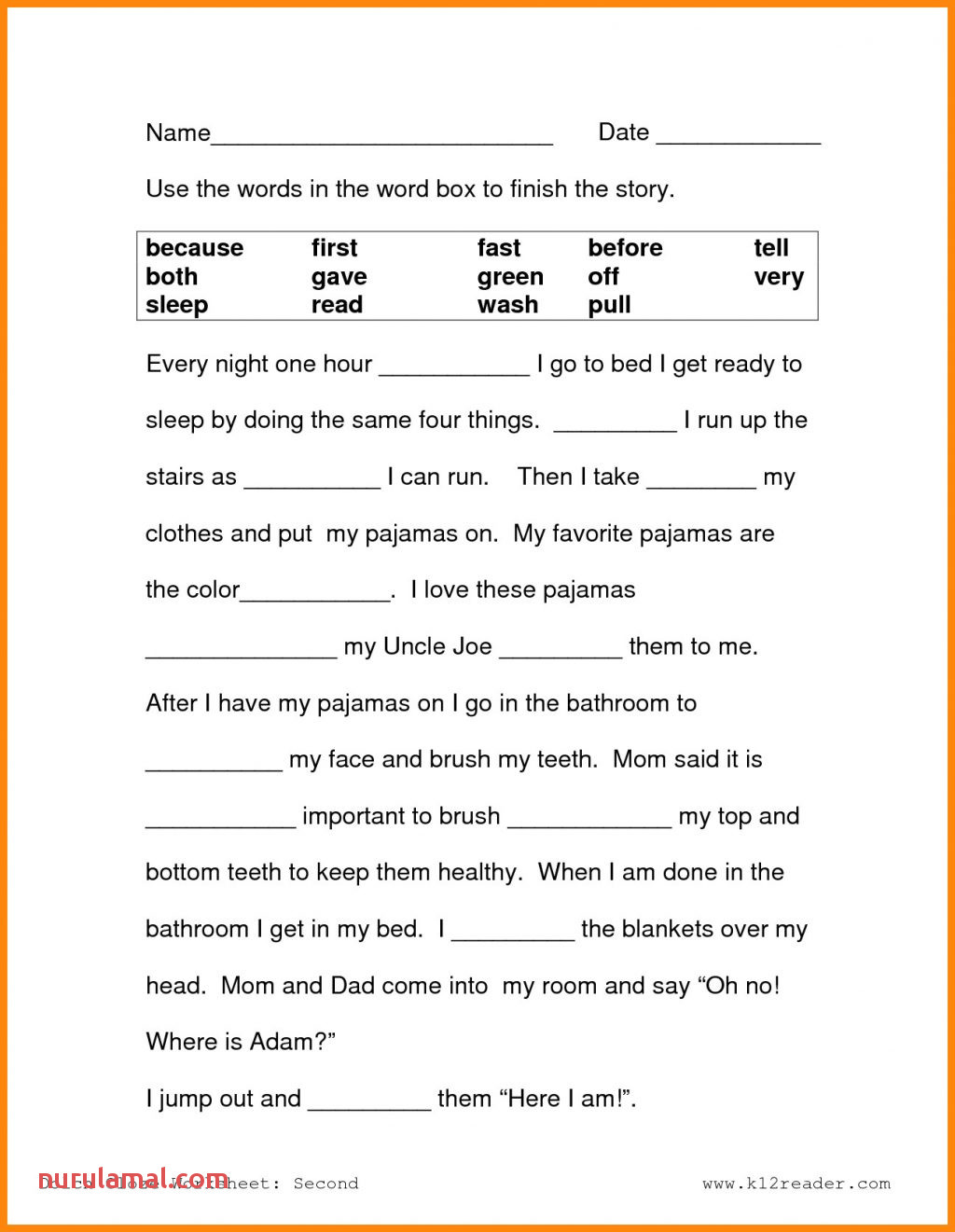 Worksheet Ideas Worksheet Ideas Second Grade Reading