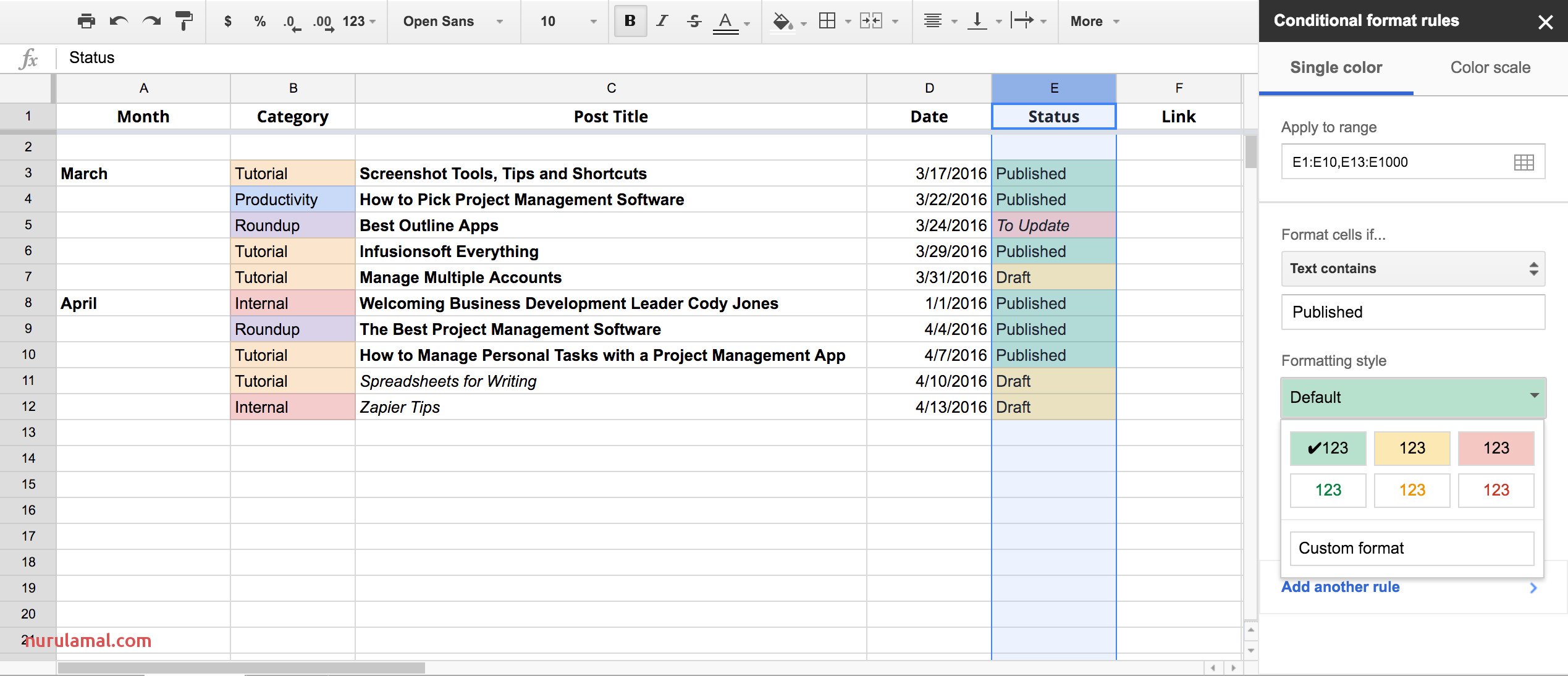 Write Faster with Spreadsheets 10 Shortcuts for Posing