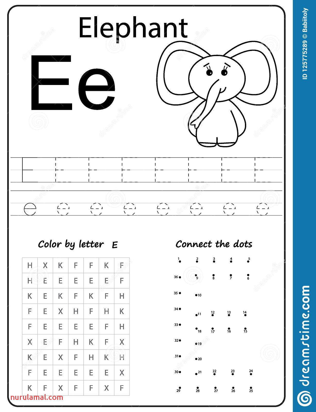 writing letter e worksheet z alphabet exercises game kids task learning letters