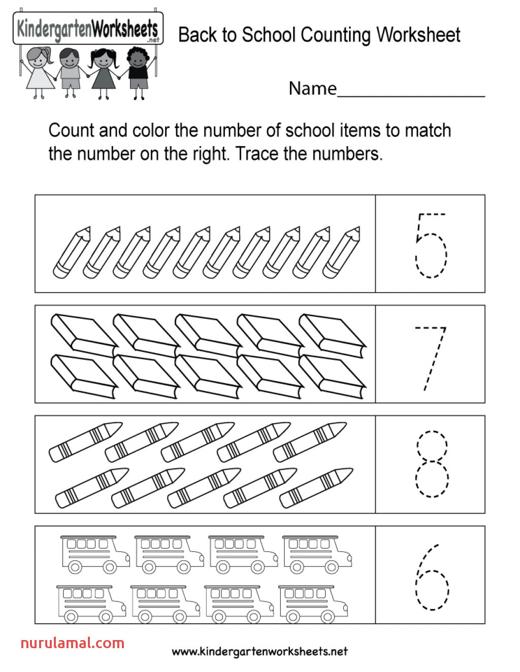 maths pdf worksheets math worksheet in new kindergarten counting for to 1024x1325